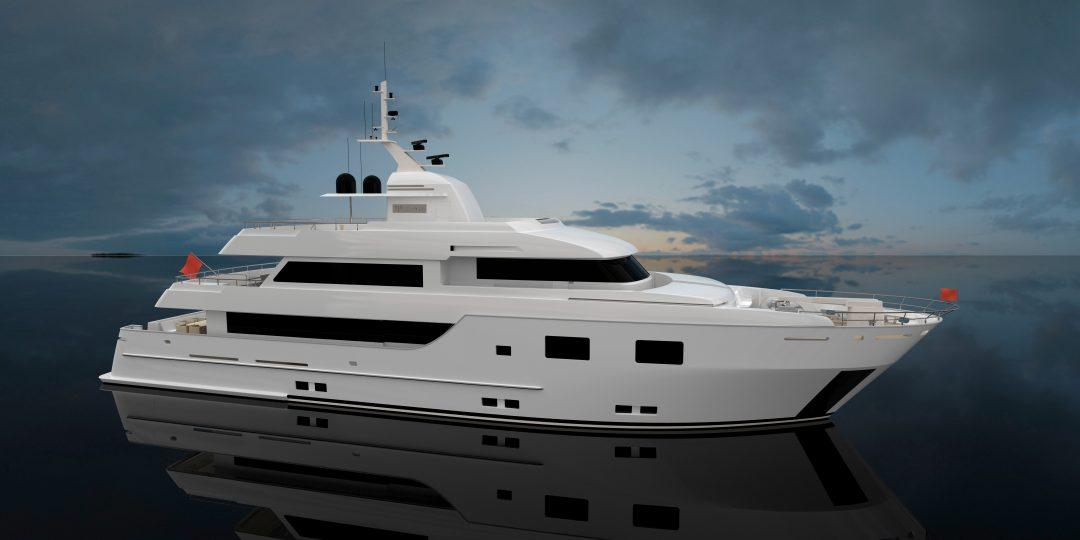 35m Travel Motoryacht