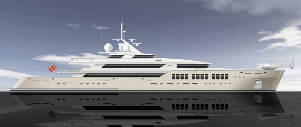 86m Megayacht