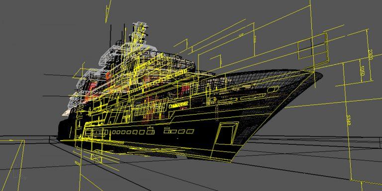 68m Commander Interieur Concept