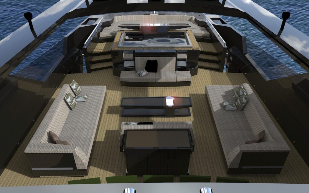 42m Anatomic Motoryacht