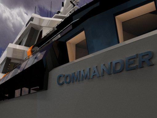 68m Commander Explorer